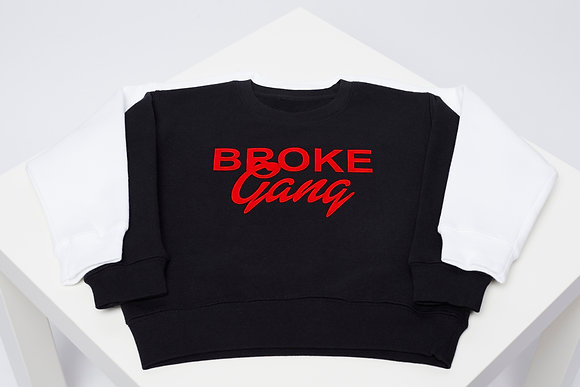BROKE GANG SWEATER