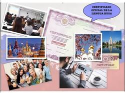 Examen Oficial de Lengua Rusa TRKI Casa Rusia Madrid