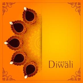 Happy Diwali! October 26, 2019