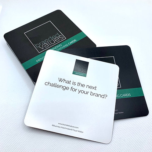 Branded Values Branding Cards