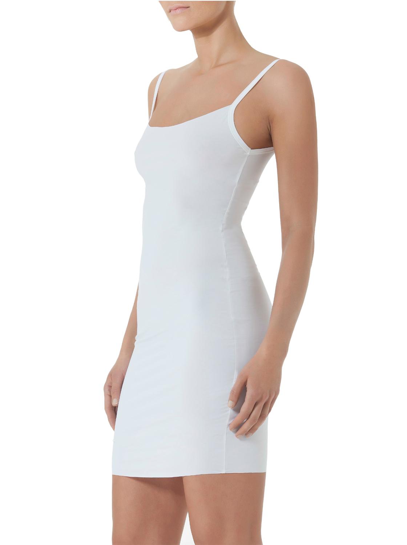 easy shape chemise white