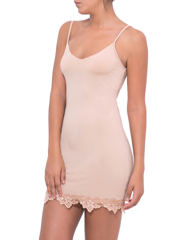 lace mini chemise