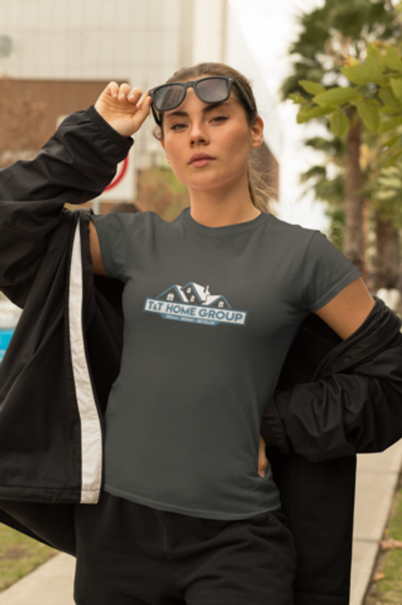 T&T ladies t-shirt