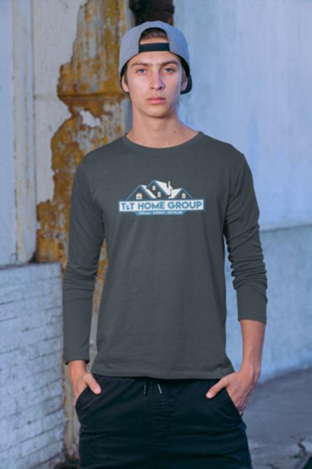 T&T mens long sleeve t-shirt