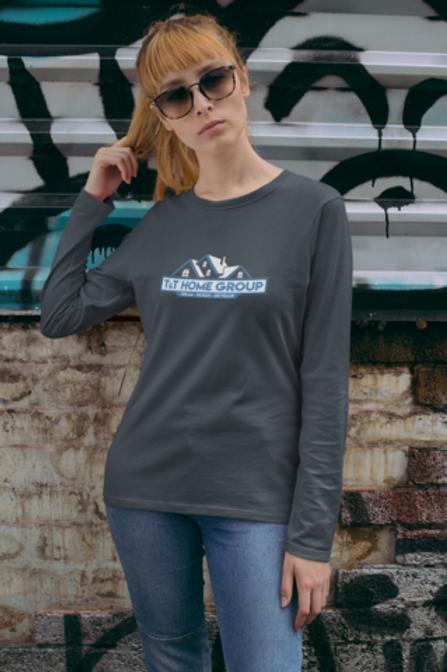 T&T ladies long sleeve t-shirt