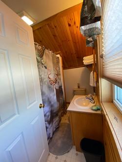 Unit #5 bathroom