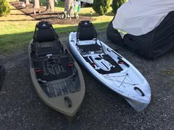 Ascend t10 Kayak rentals