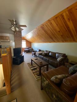 Unit #5 Living room
