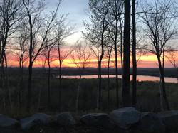 Sinclair sunset