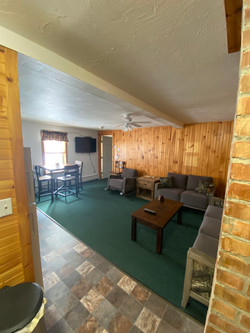 Unit #3 Living room