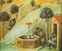 Hermits on Mount Carmel
