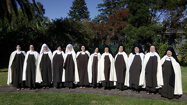 Carmelite Nuns, Contemplative, Community, Prayer, Goonellabah, NSW, Australia, Traditional, Orthodox, Catholic