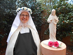 Religious Vocation, Discernment, Formation, Nun, Religious, Evangelical Counsels, Poverty, Chastity, Obedience, Love, God's Will, Carmelite, Sisters, Novitiate, Goonellabah, NSW, Australia, Traditional, Orthodox, Catholic