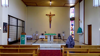 Extern, Religious Vocation, Discernment, Formation, Nun, Religious, Evangelical Counsels, Poverty, Chastity, Obedience, Love, God's Will, Carmelite, Sisters, Novitiate, Profession, Vows, Goonellabah, NSW, Australia, Traditional, Orthodox, Catholic