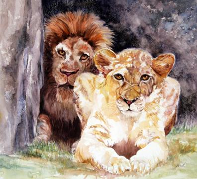 Lions Web