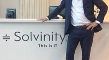 Vandaag gestart op mijn recruitment opdracht bij Solvinity