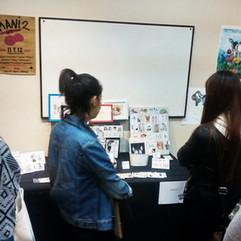 Feria Maní de Arte impreso 2. Córdoba 2015