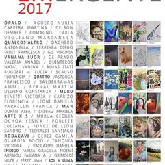 Feria de Arte Emergente en Galería Cerrito. Córdoba 2017