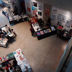 Feria Maní de Arte Impreso 3ra edición. Córdoba 2016