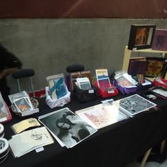 Feria de Arte Emergente en Galería Cerrito. Cba 2017