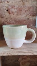 tasse à café ou thé diam 8cm hauteur 10cm