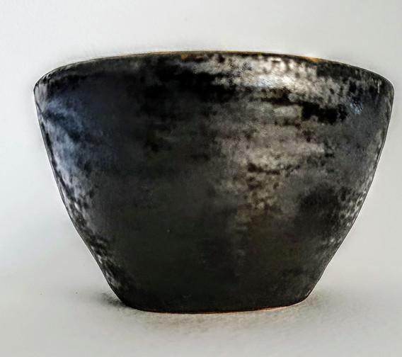 céramique bol noir