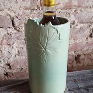 Gardefrais en grès 31cm de hauteur pour bouteilles de 75cl