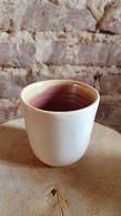 Mug à café, thé, hauteur 7cm diam 8,5cm