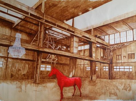 NDSM Redhorse