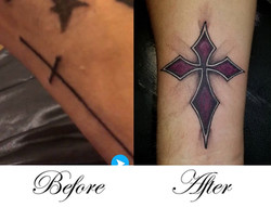 Cross Coverup