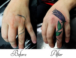 Fingerr Coverup