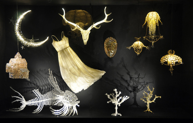 Exposition au Musée Mandet à Riom, 2012
