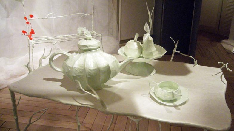 Paper Exhibition Galerie Vie - Tomorrowland Tokyo, 2007