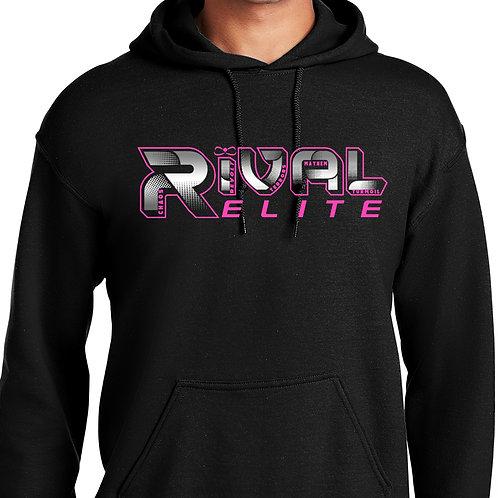 Gildan® - Heavy Blend™ Hooded Sweatshirt (Black)