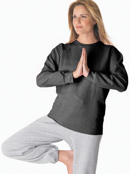 18000 Gildan Heavy Blend 8.0 Ounce Adult Crewneck Sweatshirt