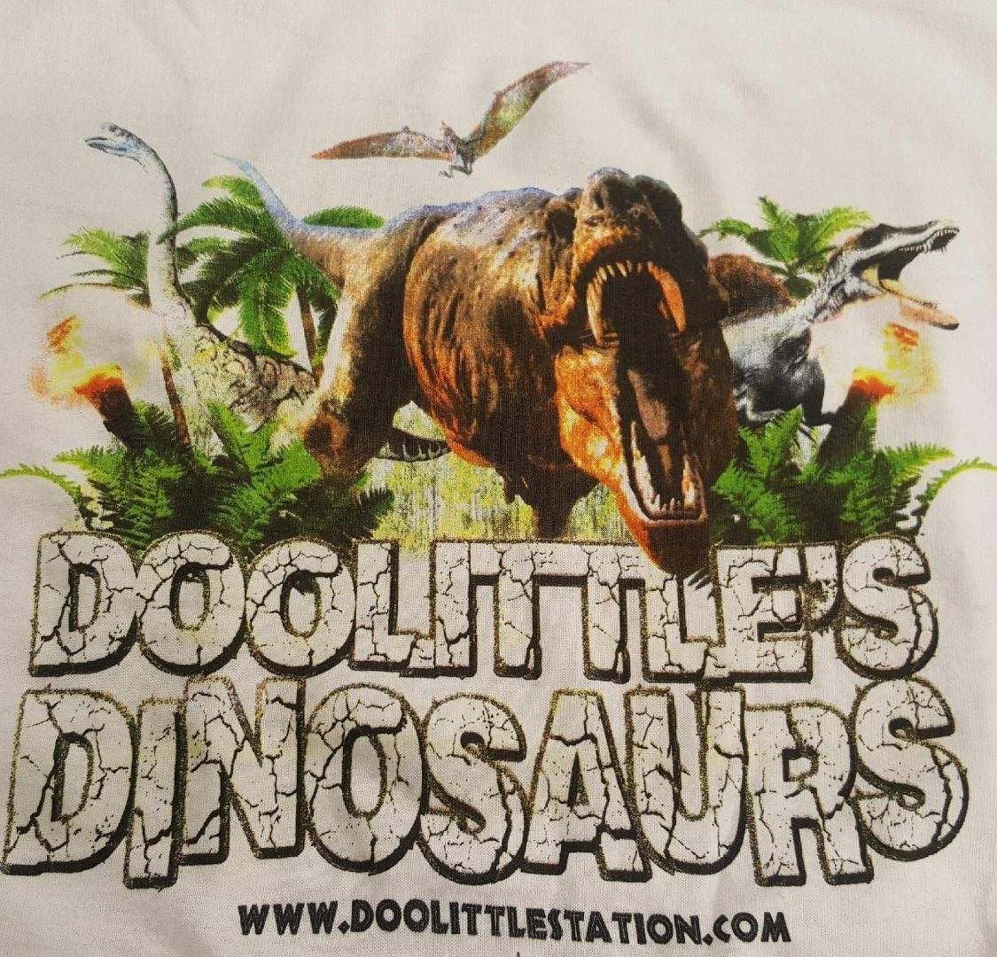Dr. Doolittle's Dino