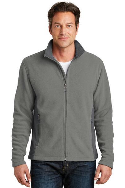 Port Authority® Colorblock Value Fleece Jacket