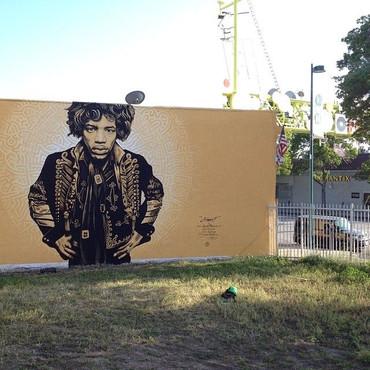 Jimi by Levi Ponce