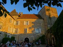 11 août 2018 Château de Béduer  © Irina Blake