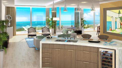 Gran Palazzo, Cayman Is.