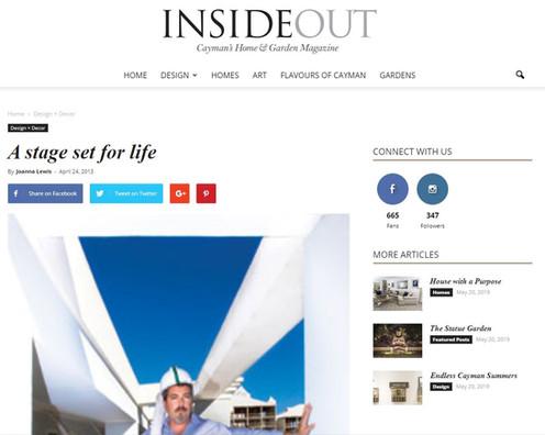 InsideOut Magazine - April 2013