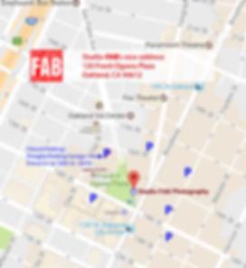 Studio-FAB Photography Address, 120 Frank H. Ogawa Plaza, Oakland