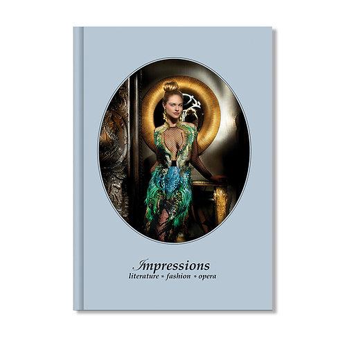 Book: Impressions - literature, fashion, opera