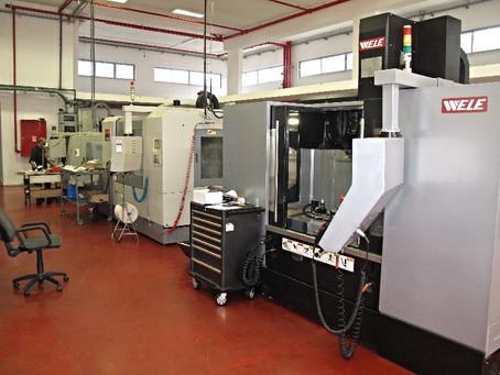 ייצור שבבי CNC