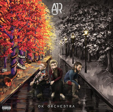 AJR, OK ORCHESTRA, Available This Friday!!!