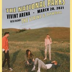 The National Parks Live at Vivint Arena