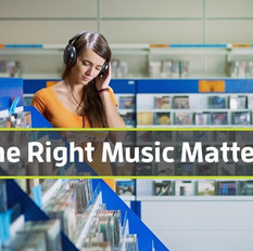 The Right Music Matters