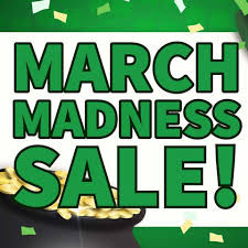What's In-Store Music March Madness BOGO Sale Happening Now!!!