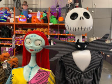 Jack Skellington & Sally are here to remind you…