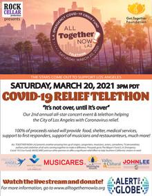 COVID 19 Relief Telethon